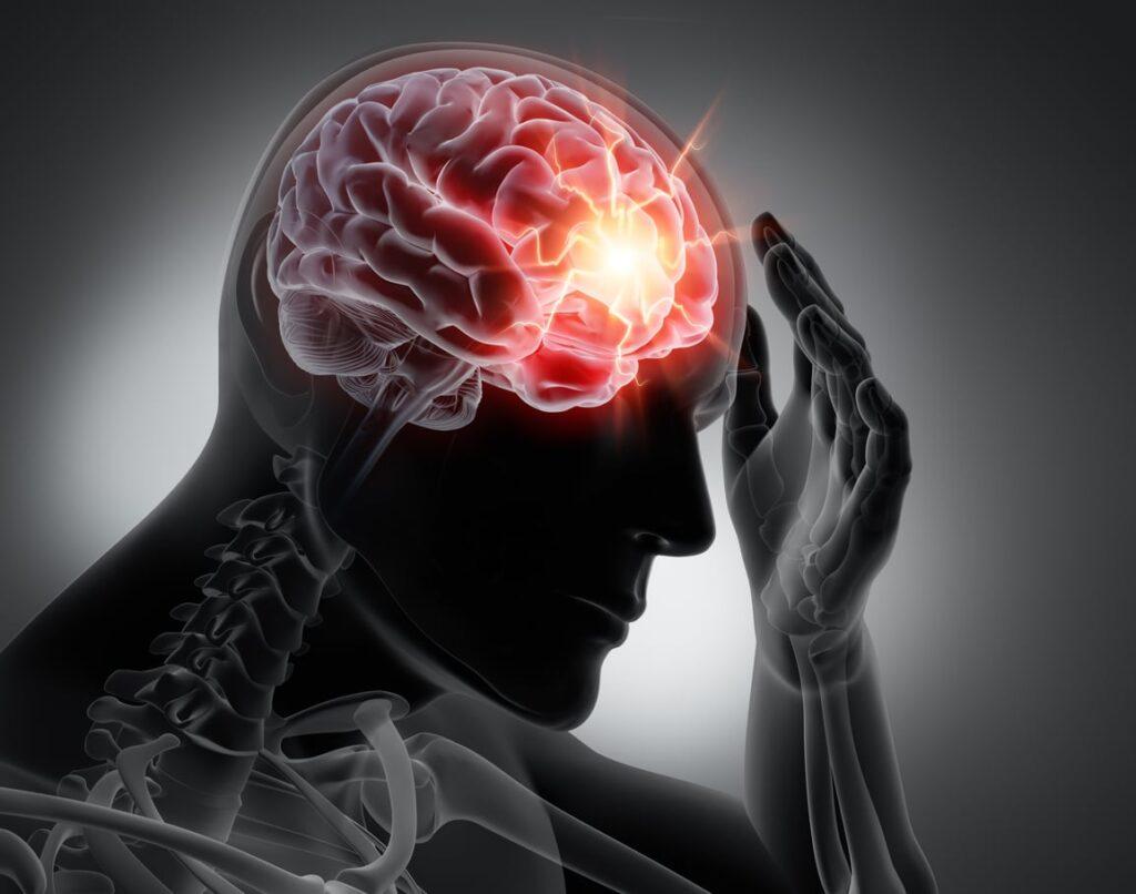 ما هى اعراض جلطة المخ