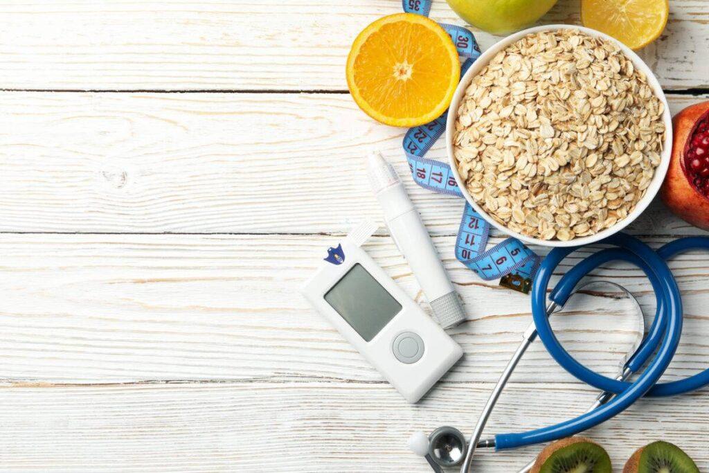 الغذاء الصحي لمرضى السكري النوع الثاني