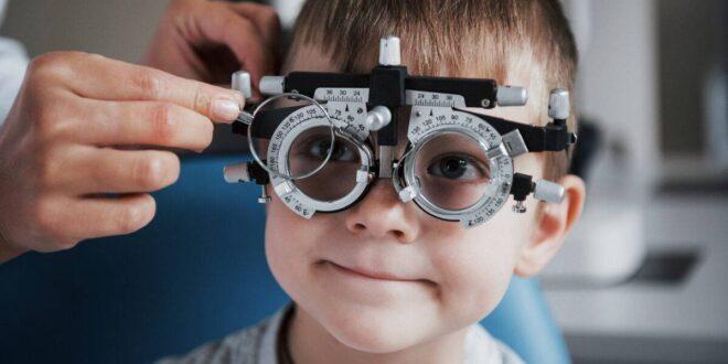 أمراض العيون الوراثية