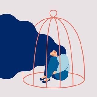 هل ادوية الاكتئاب تضر الحامل