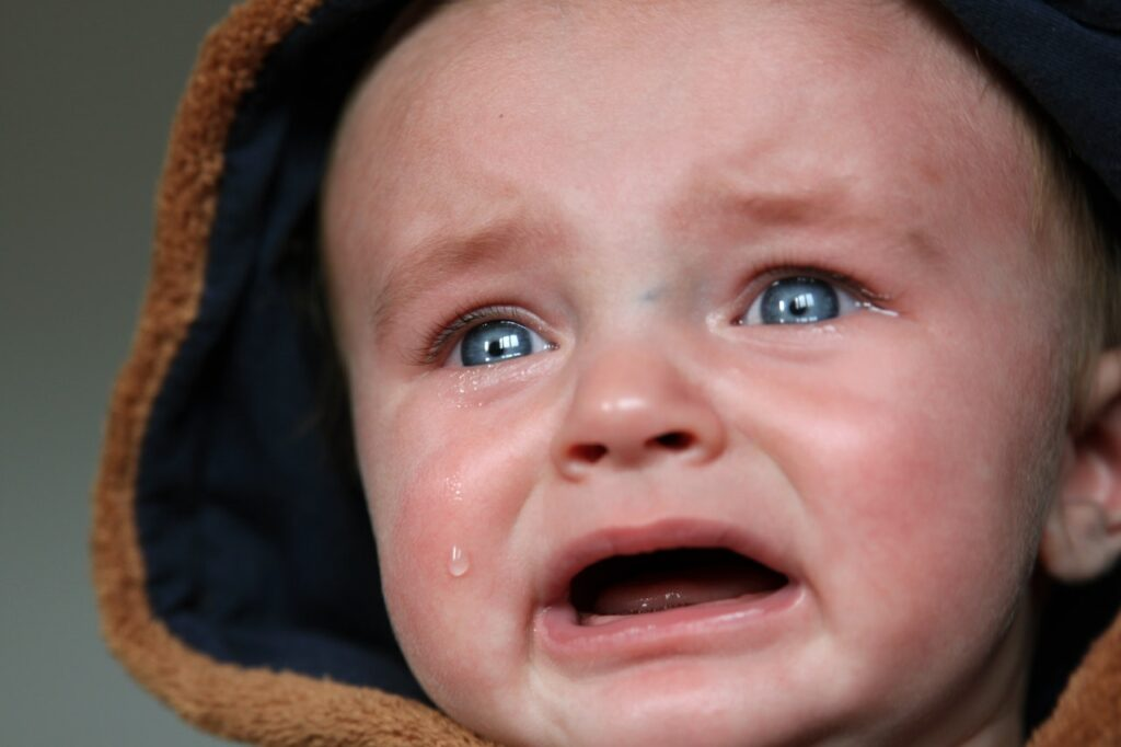 امراض اللثة عند الاطفال الرضع