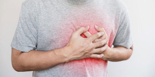 اعراض الجلطة القلبية قبل حدوثها