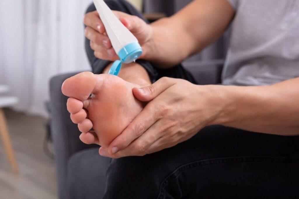 علاج غرغرينا اصابع القدم بالاعشاب