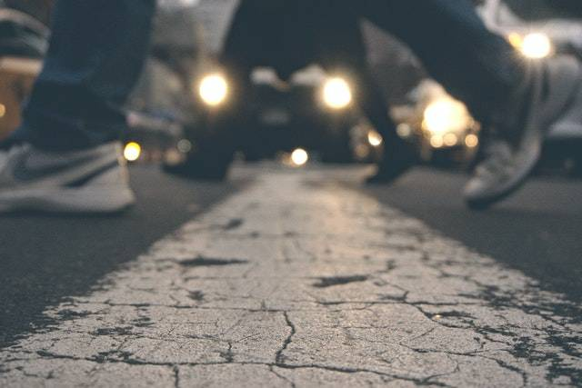 المشي للوقاية من جلطة الساق