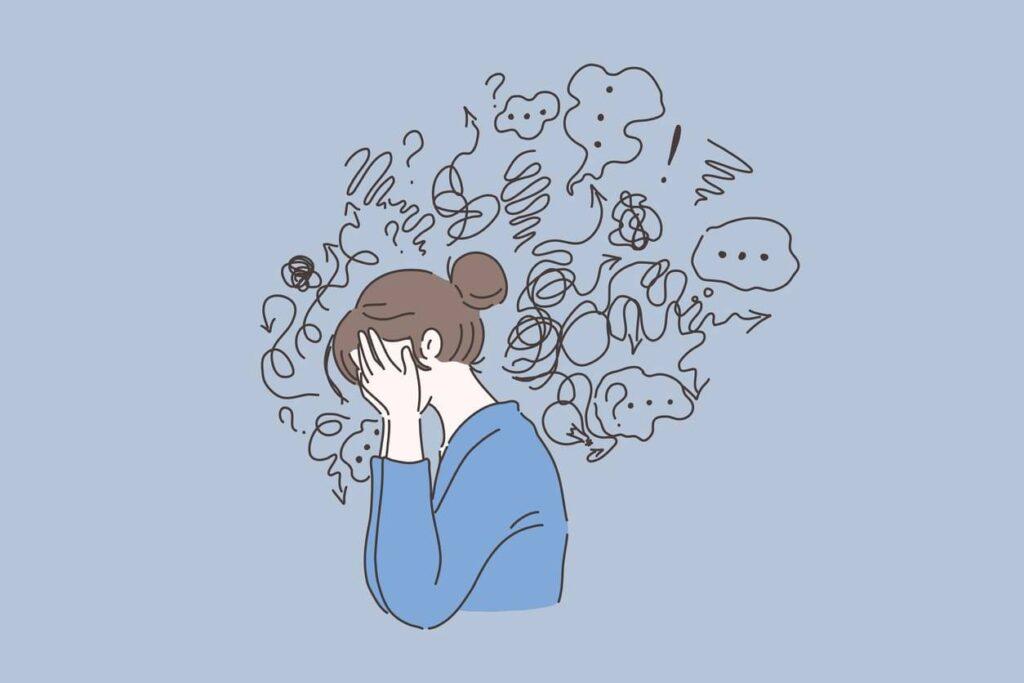 كيفية التخلص من القلق والتوتر