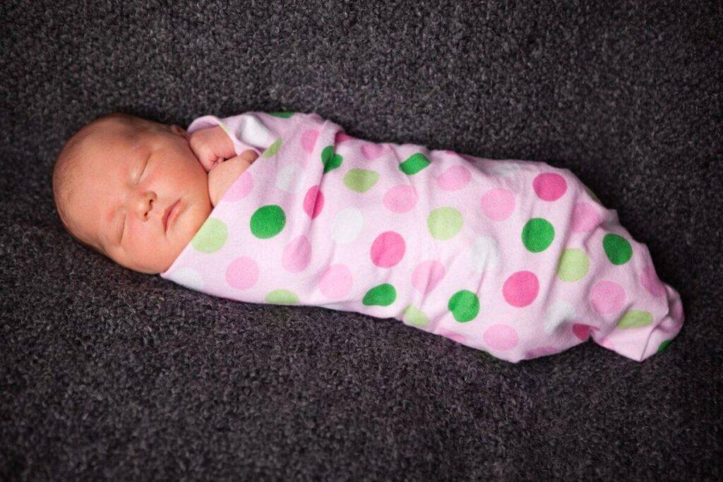 ادوية تساعد على نوم الرضيع