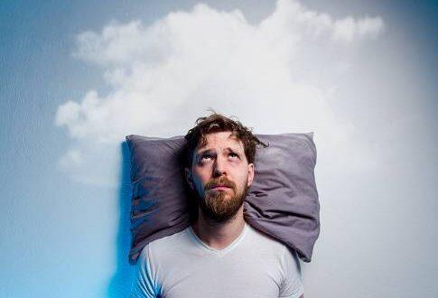 كيف اتخلص من التفكير عند النوم