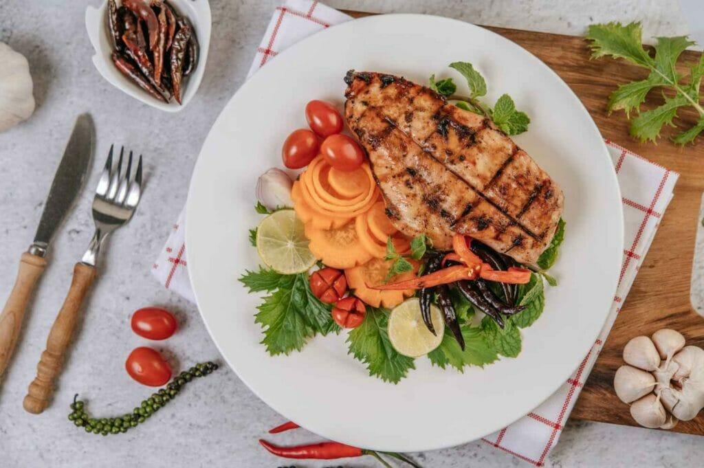 اكلات صحية بدون زيت